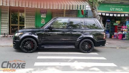 Hồ Chí Minh bán xe LAND ROVER Range Rover 2011