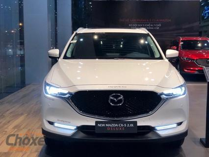 Hồ Chí Minh bán xe MAZDA CX-5 AT 2019