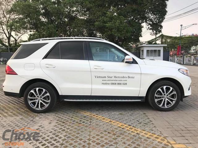 Hồ Chí Minh bán xe MERCEDES BENZ GLE-Class 2 AT 2018