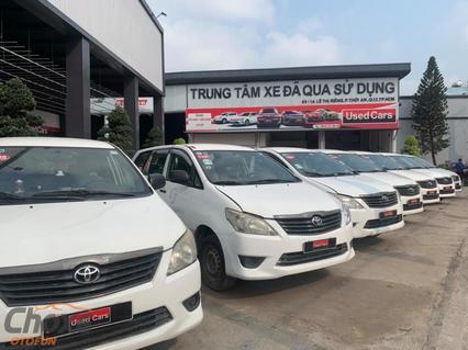 Hồ Chí Minh bán xe TOYOTA Innova 2014