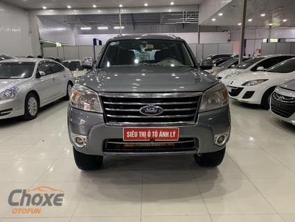Phú Thọ bán xe FORD Everest 2.5at AT 2010