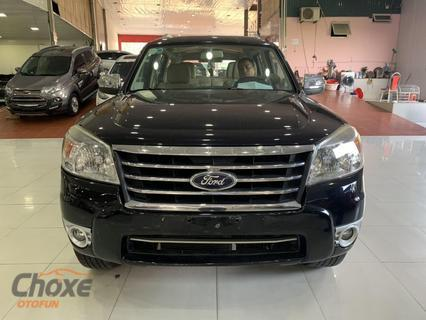 Phú Thọ bán xe FORD Everest 2.5at AT 2012
