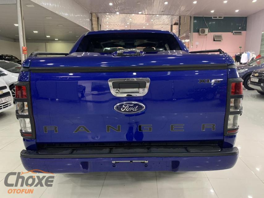 Phú Thọ bán xe FORD Ranger Double Cab 2.2 AT 2015