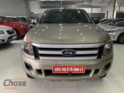 Phú Thọ bán xe FORD Ranger Double Cab 2.2AT AT 2013