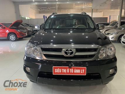 Phú Thọ bán xe TOYOTA Fortuner 2.7 AT