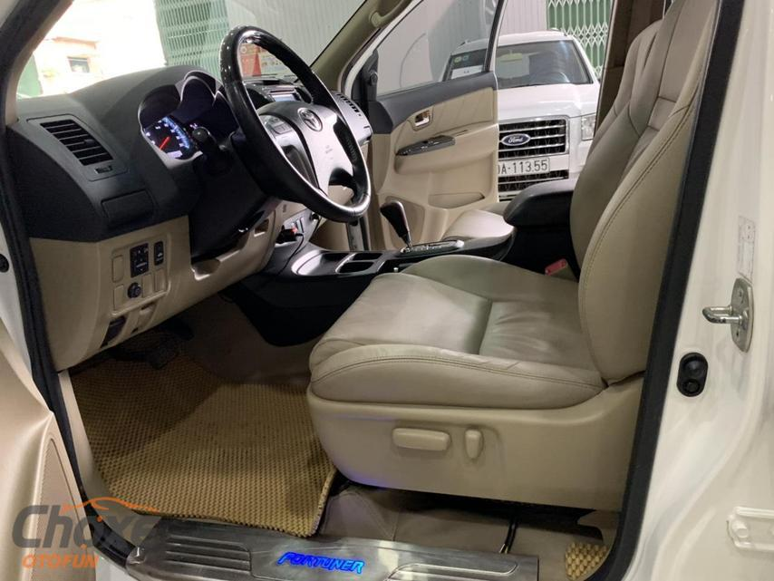 Phú Thọ bán xe TOYOTA Fortuner 2.7AT AT 2014