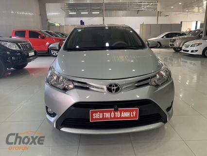 Phú Thọ bán xe TOYOTA Vios 1.5MT MT 2016