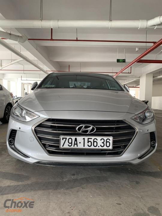 Quảng Bình bán xe HYUNDAI Elantra 2.0 AT 2017