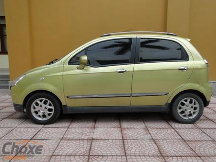 Quảng Ninh bán xe DAEWOO Matiz 0.8 AT 2009