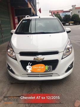 Thái Bình bán xe CHEVROLET Spark LT 1.2 AT 2016