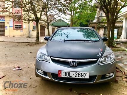 Thái Bình bán xe HONDA Civic 2.0 AT 2011