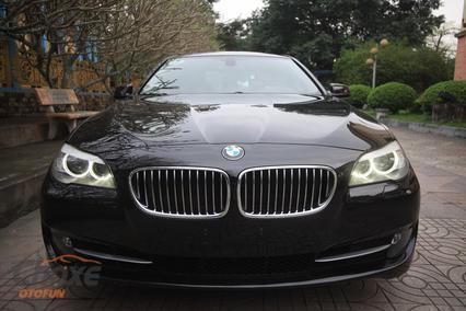 Thái Nguyên bán xe BMW 5 Series 2.0 AT 2012