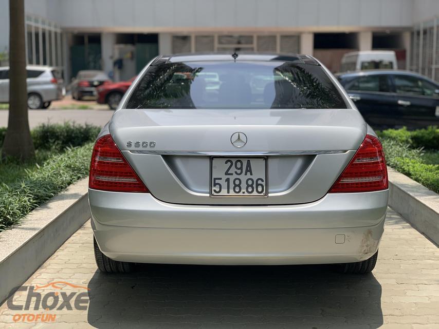 Hà Nội bán xe MERCEDES BENZ S500 5.0 AT 2008