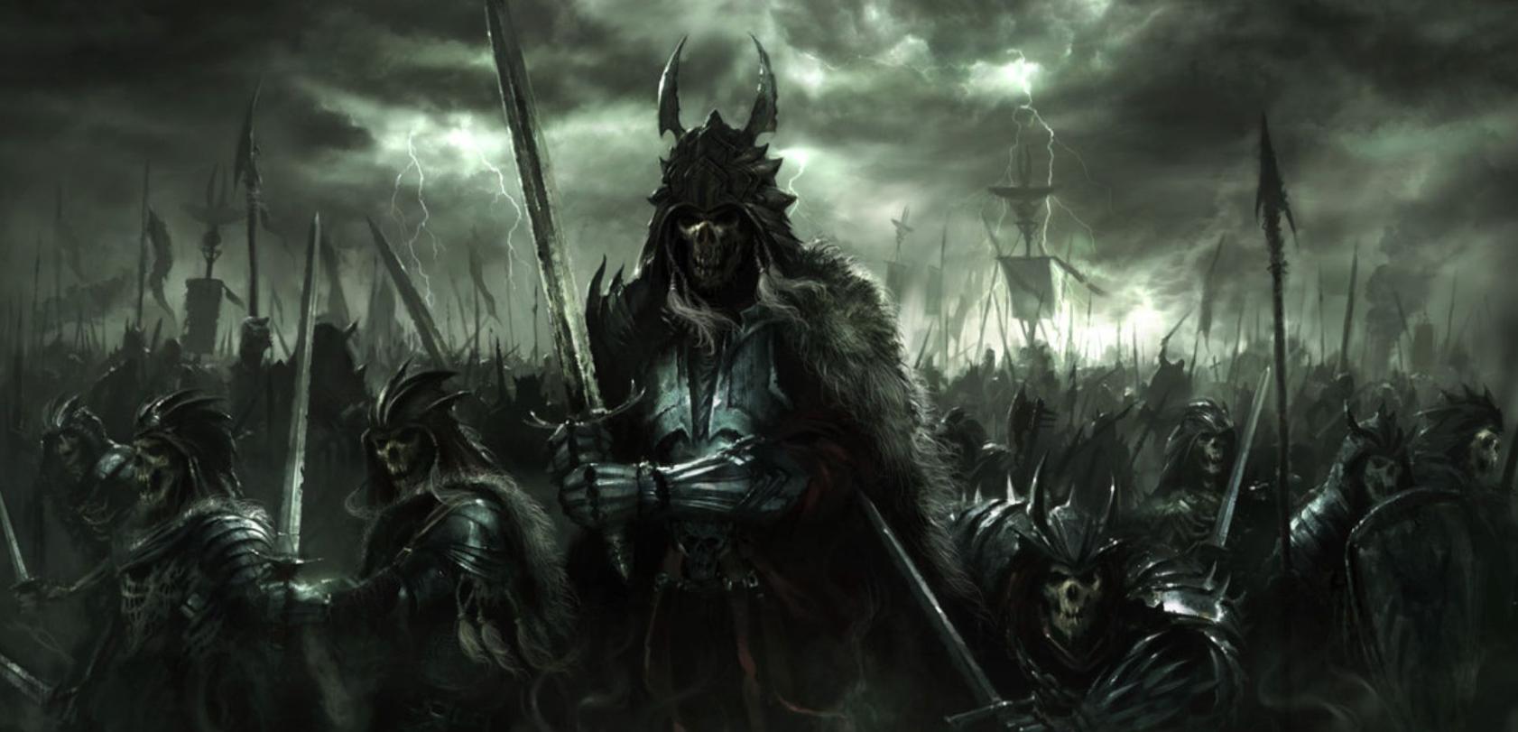 [ESO][IC] Skeleton War