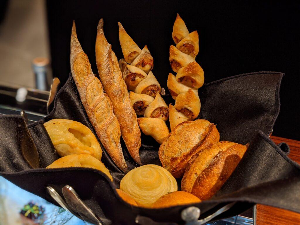 侯布雄法式餐廳 - 麵包