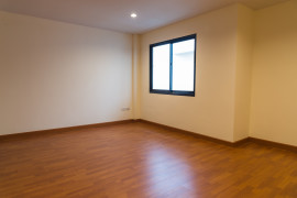 Empty room and wall white
