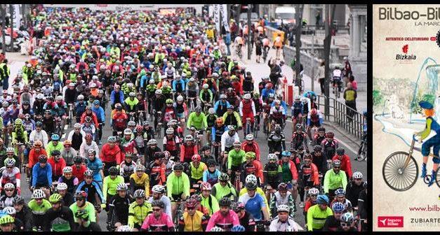 Marcha cicloturista 'Bilbao-Bilbao'