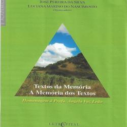 Textos da Memória a Memória dos Textos