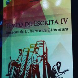 Tempo da Escrita IV: imagens da cultura e da literatura