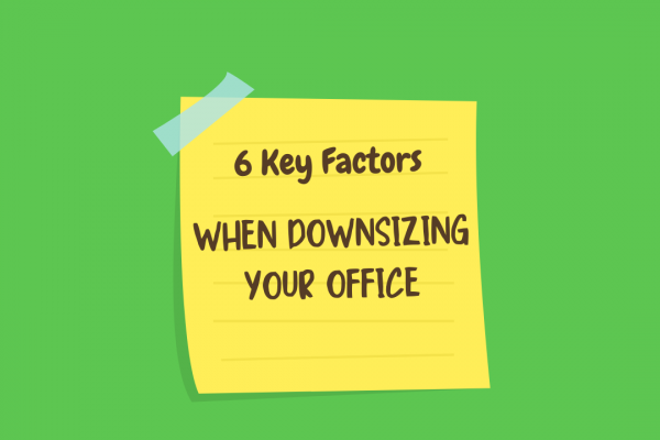 Don't downsize your office before considering these key factors