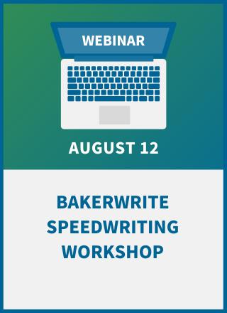 BakerWrite Speedwriting Workshop