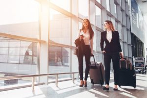 Company travel policy guidelines and topics to include