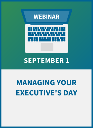 Managing Your Executive's Day