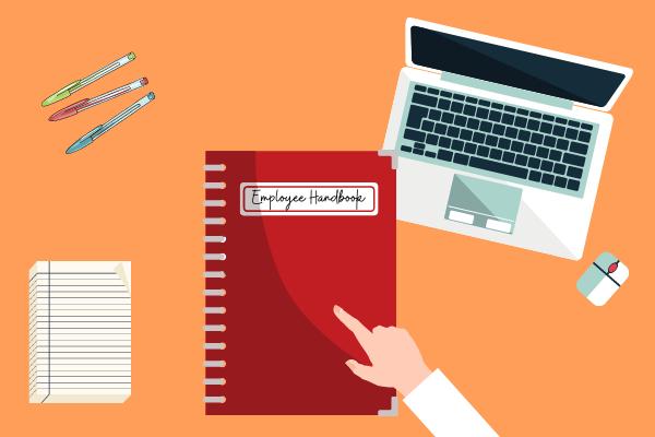 employee handbook examples 400x600