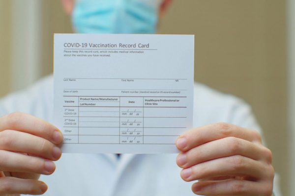 How to respond if an employee refuses to complete an attestation of vaccination