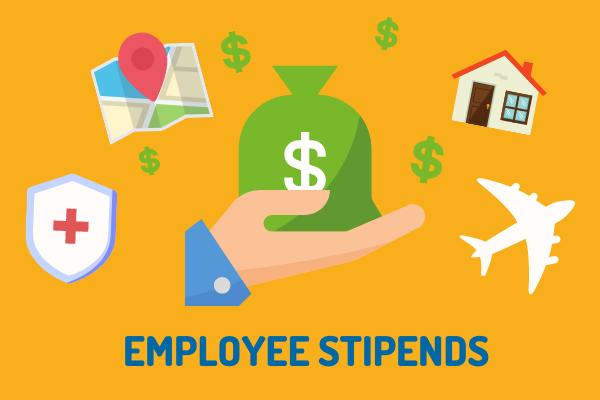 employee stipends 600x400