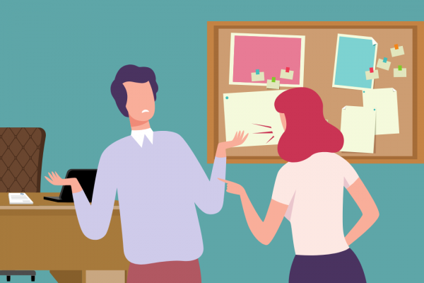 Types of workplace conflict and how to handle them