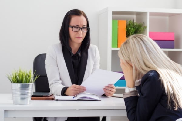 script for terminating an employee 600x400