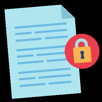 company privacy policy 350x350