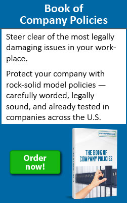 Ads_Book of Company Policies M