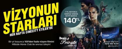 Cinecity Kampanyaları -  Kampanya - 1