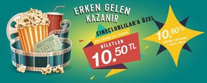 Cinecity Kampanyaları -  Kampanya - 34