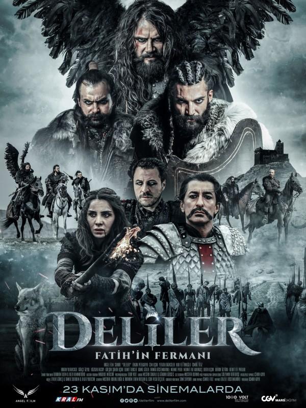 Deliler