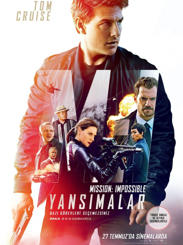 Mission: Impossible - Yansımalar