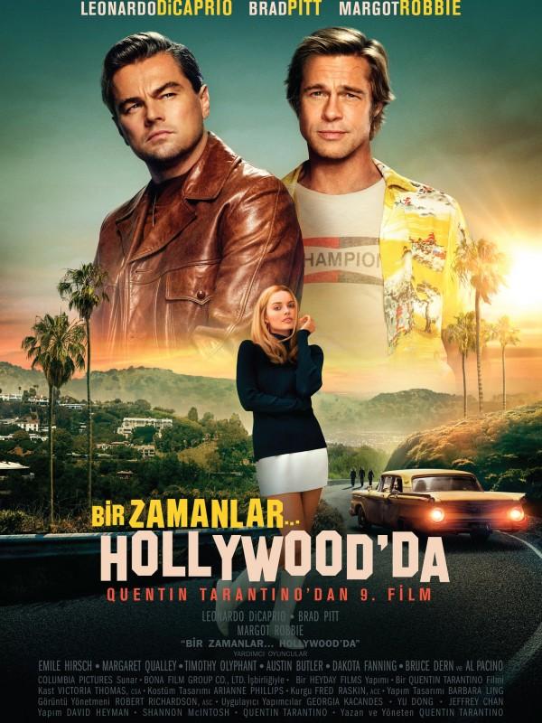 Bir Zamanlar...Hollywood'da