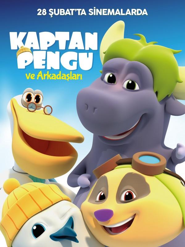 Kaptan Pengu ve Arkadaşları