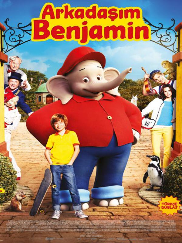 Arkadaşım Benjamin
