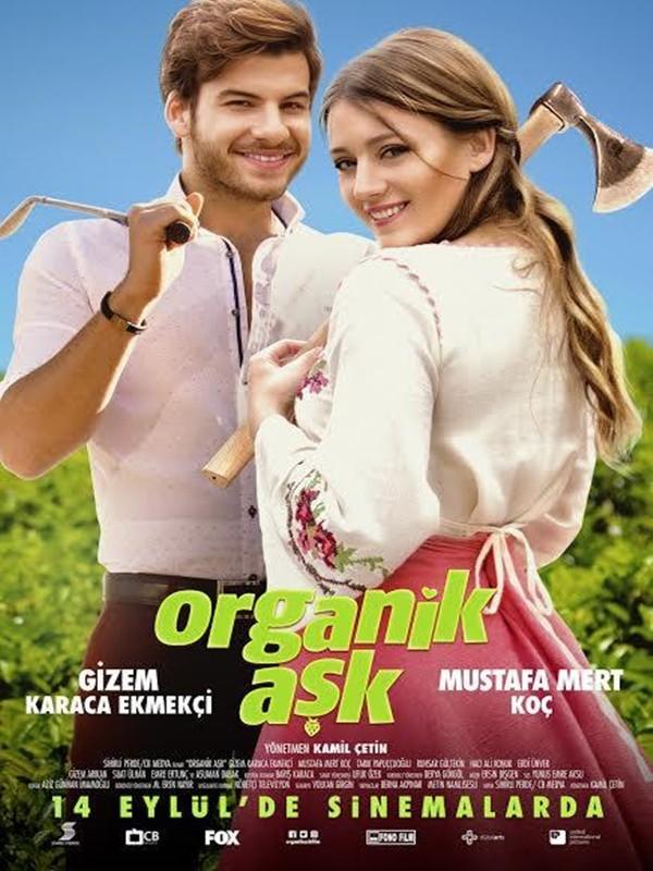 Organik Aşk