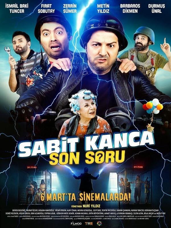 Sabit Kanca : Son Soru