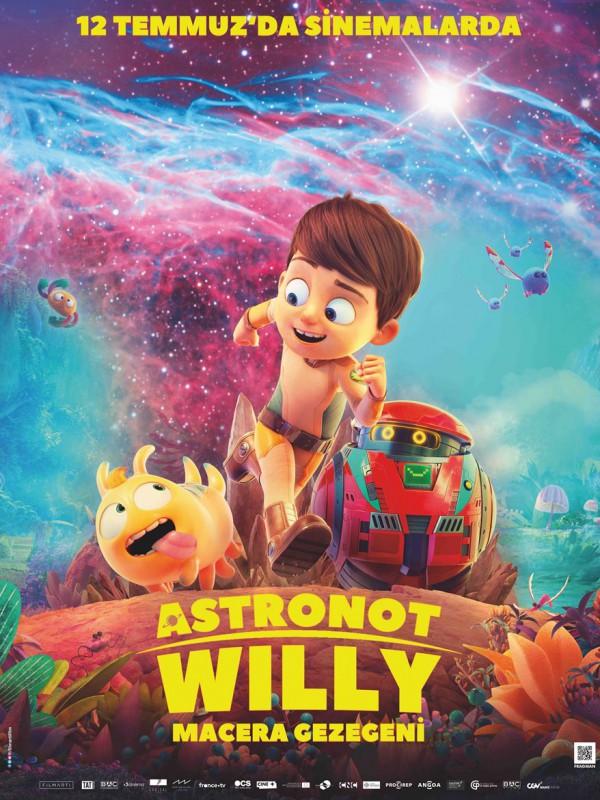 Astronot Willy Macera Gezegeni