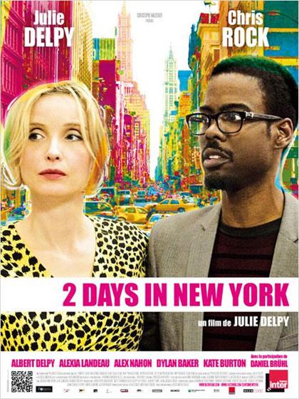 2 Giorni a New York.