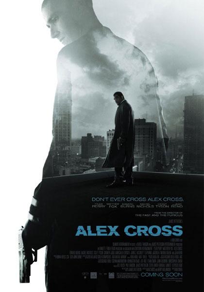 Alex Cross.