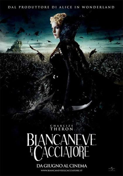 Biancaneve e il cacciatore.