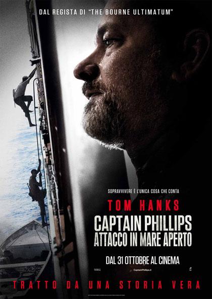 Captain Phillips – Attacco in mare aperto.
