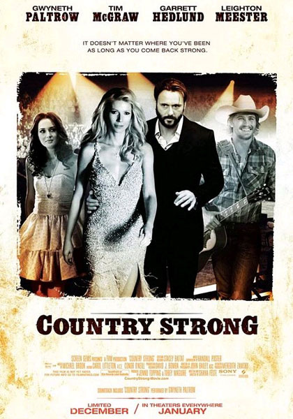 Country Strong.