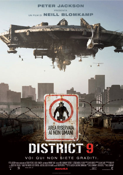 District 9.